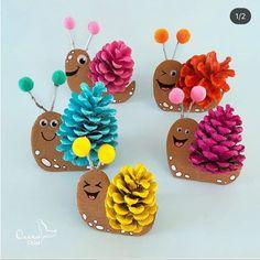 Daycare Crafts, Baby Crafts, Preschool Crafts, Fun Crafts, Arts And Crafts, Paper Crafts, Crafts For Kindergarten, Animal Crafts For Kids, Fall Crafts For Kids