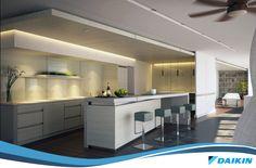 Um barzinho moderno e contemporâneo inspira qualquer para uma boa conversa, não é?   #DaikinConforta