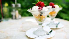 Leckere Süßspeisen bilden den Abschluss eines jeden Essens!