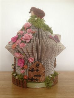 Fairy house #33 By Debs Raybould 2016