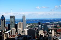 Montreal, Quebec - on my short list