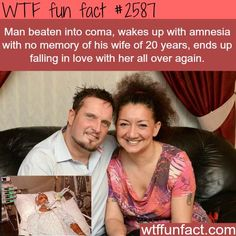 A Miracle Of Love: A Man With Amnesia Loved His Wife All Over Again.