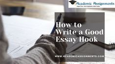 How to Write a Good Essay Hook #essayhook #essayhelp Good Essay, Thesis, Writer, Presentation, Cards Against Humanity, Student, Writers, Authors