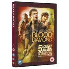 Warner Brothers Blood Diamond DVD An Ex-Mercenary turned diamond smuggler (Leonardo DiCaprio) and a Mende fisherman (Djimon Hounsou). Amid the explosive civl war overtaking 199 Sierra Leone, these men join for two desparate missions:  http://www.comparestoreprices.co.uk/ethical-products/warner-brothers-blood-diamond-dvd.asp