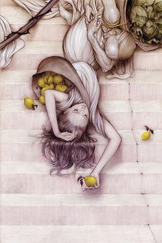 La Imaginación Dibujada: James Jean