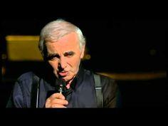 """Patricia Kaas & Charles Aznavour ~ """"Que c'est triste Venise"""" (22 05 2004) - YouTube"""