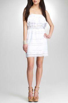 Spanish Ruffle Dress  Price: £68.00