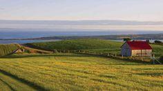 Les Éboulements dans Charlevoix. (Photo: T. Philiptchenko/Megapress) Province Du Canada, Grands Lacs, Charlevoix, Ontario, Yahoo Images, Quebec, Image Search, Outdoor, Logo