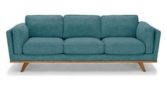 Timber Blue Spruce Sofa - Sofas - Article | Modern, Mid-Century and Scandinavian Furniture