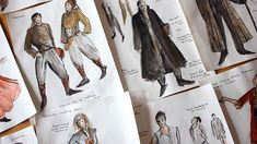 Designer Lucy Wilkinson, who has designed all Jericho House shows to date, shares with us her stunning costume sketches for our forthcoming production of The Tempest, in association with the Barbican.  Lucy also discusses here some of the ideas behind her costume designs for this production.   Book tickets and find out more about our Jericho House production of The Tempest, running as part of Barbican BITE from 21 Sept - 22 Oct 2011: barbican.org.uk/theatre/event-detail.asp?ID=12493