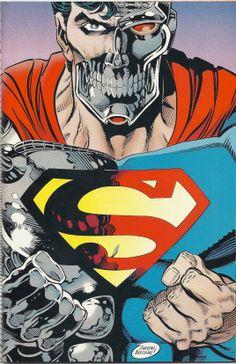 Os 20 e poucos anos da Morte (e Retorno) do Super-Homem PIPOCA COM BACON #PipocaComBacon Reign of The Supermen_The Man of Tomorrow_DC Comics