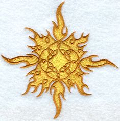Celtic Sun, would be a cool tattoo
