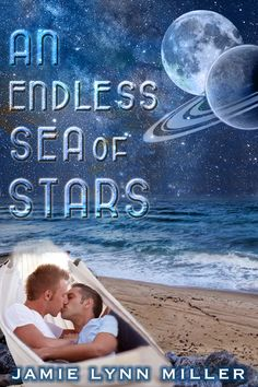 """My blog tour for my new m/m sci-fi novella """"An Endless Sea of Stars"""" continues today over at Carly's Book Reviews! Stop by for an interview with me, enter to win an Amazon gift card and read the 5 Star review!"""