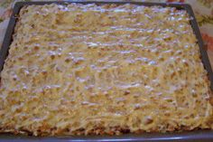 Rezept: Backen: Walnuss-Quark-Kuchen