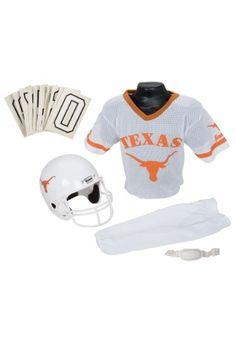 Texas Longhorns Child Uniform