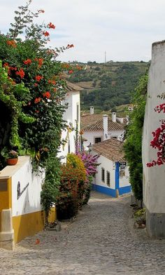 Obidos, Portugal (by Smeets Paul)