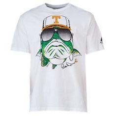 Bass Pro Shops Bill Dance T-Shirt for Men - White - 3XL