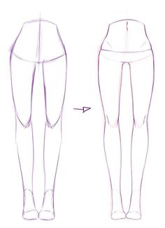 Body Reference Drawing, Drawing Body Poses, Human Anatomy Drawing, Art Reference Poses, Body Drawing Tutorial, Manga Drawing Tutorials, Drawing Techniques, Pencil Art Drawings, Art Drawings Sketches