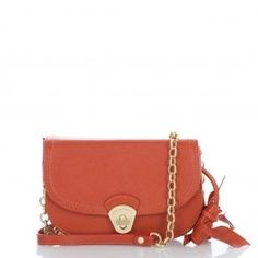 Handbags: Orange - StyleSays