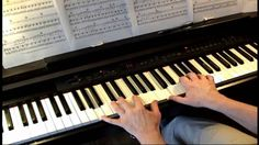 The Scientist - Coldplay - Piano