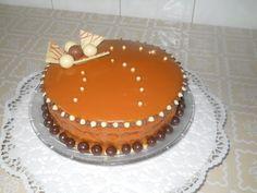 DSCN9349 Caramel, Birthday Cake, Desserts, Sticky Toffee, Tailgate Desserts, Candy, Deserts, Birthday Cakes, Postres
