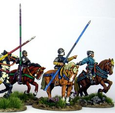 painting wars of the roses miniatures - Google Search 28mm Miniatures, Wars Of The Roses, 15th Century, Figure Painting, Vignettes, Renaissance, Knight, Medieval, David