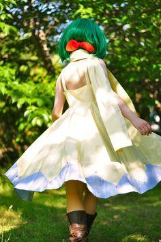 MACROSS FRONTIER - Ranka cosplay