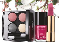 CHANEL Rêverie Parisienne Spring Makeup Collection 2015 (review, photos)