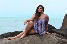 mayara russi - brazilian plus model