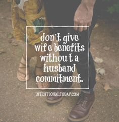 Just. Don't. It rarely works out to your benefit. Here is a a better way to navigate roles when dating or courting