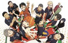 Download Free for Haikyuu!! Manga Volleyball HD