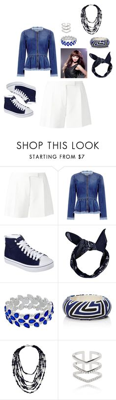 """""""MIestilo0668"""" by paolaalbo ❤ liked on Polyvore featuring Elie Saab, Rebecca Taylor, Skechers, CO, Boohoo, Mola SaSa, French Connection and Astrid & Miyu"""