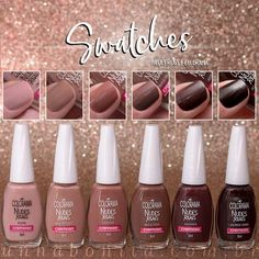 The nail polish, nail care became an art that helps modern people to express themselves, to show something she loves. Pink Nail Colors, Pedicure Colors, Toe Nail Color, Pink Nails, Gorgeous Nails, Pretty Nails, Nagel Hacks, Simple Nails, Nail Arts