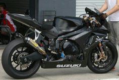 'Stealth' Suzuki GSX-R1000 k9