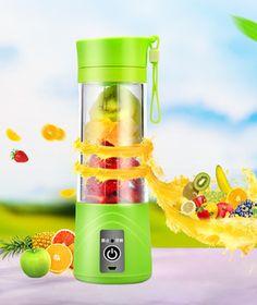 Rechargeable Fruit & Vegetable Juicer Blender for lemon juice,baby food,soyal milk,smoothie