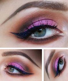 Urban Decay Vice 4 makeup