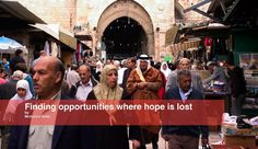 Finding opportunities where hope is lost byMicheline Sleibi High regard for education comes at a high price in Palestine, not only in terms of money and opportunities but also the resultant high u... #middleeastbusinessnews