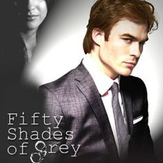 Ian Somerhalder is Christian Grey! ♥