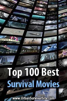 Top 100 Best Survival Movies