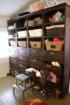 Biblical Homemaking: homemaking hack #2: the family closet