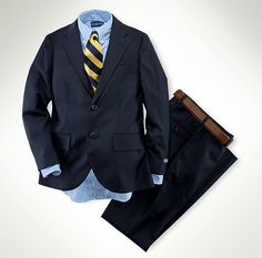Ralph Lauren Kids Suits for Boys