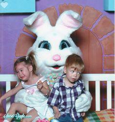 Creepy Easter Bunny | The creepy easter bunny ruined my Easter (28 Photos)
