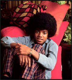 Michael Jackson precious bashfulness,