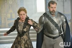 """Reign -- """"Inquisition"""" -- Image Number: RE111b_0401.jpg -- Pictured: Megan Follows as Queen Catherine -- Photo: Ben Mark Holzberg/The CW -- © 2013 The CW Network, LLC. All rights reserved."""