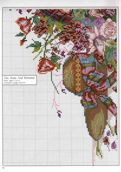 "Paula Vaughan's ""Tea, Roses and Romance"". Found on mornela.gallery.ru #1"