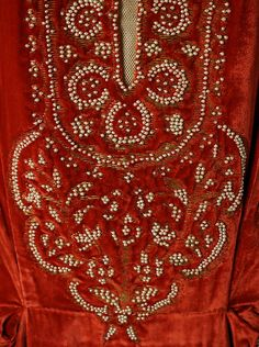 Dress (image 3 - detail) | Callot Soeurs | French | 1925 | silk | Metropolitan Museum of Art | Accession Number: 44.95.4