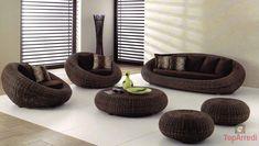 Mobili Da Giardino In Rattan : 60 mobili da giardino in rattan che ti accorgerai di volere