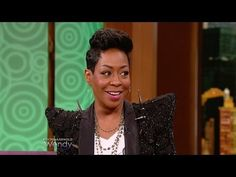 Tichina Arnold's is wearing my Imani jacket on The Wendy Williams show today ! Thanks Tichina & Wendy Williams