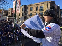The Chicago Cubs World Series Victory Parade (November Chicago Cubs World Series, Cubs Win, Victory Parade, Wrigley Field, Music Tv, Victorious, In This Moment, Sports, People