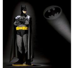 Life Size Lego Batman